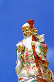 Chinese statues. — Stock Photo