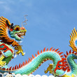 Chinese dragon — Stock Photo #9785721