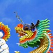 Chinese dragon - Stock Photo