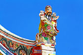 Chinese statues — Stock Photo