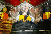 Buddharupa — Stockfoto