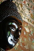 Face of Buddharupa — Stock Photo
