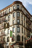 Beautiful building in Little Italy — Stock Photo