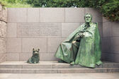Franklin Delano Roosevelt Memorial — Foto de Stock