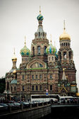 Church on Spilled Blood — Foto Stock