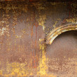 Rusty grunge background - Stock Photo