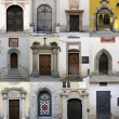 Doors from Salzburg — Stock Photo