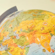 Stock Photo: Desktop Globe
