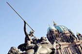 Historical dome in Berlin, Germany — Stock Photo