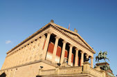 Old National Gallery in Berlin, Germany — Stock Photo