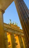 Brandenburg Kapısı — Stok fotoğraf