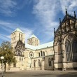 Cathedral St. Paulus in Muenster, Germany — Stock Photo