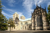 Cathedral St. Paulus in Muenster, Germany — Stok fotoğraf
