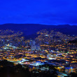 Medellin, Colombiat Night — Stock Photo #9643462