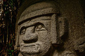 Pre-Columbian Statue — Stock Photo