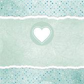 валентина карты с сердцем. а также включает eps 8 — Cтоковый вектор