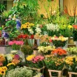 Stock Photo: Florist ´ Shop