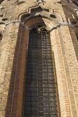 Gotik pencere — Stok fotoğraf