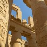Temple of Luxor (Egypt) — Stock Photo