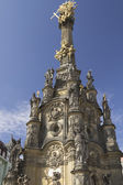 Centre of the town of Olomouc (UNESCO World Cultural Heritage) — Stock Photo