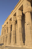 The Temple of Isis at Philae island. Near the town of Aswan( Egy — Photo