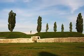 Roman amphitheater (Carnuntum, Austria) — Stock Photo