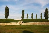 Roman amphitheater (Carnuntum, Austria) — Stock Photo