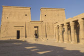 The Temple of Isis at Philae island. ( Egypt) — Foto de Stock