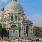 Basilica Santa Maria della Salute (Venice) — Stock Photo