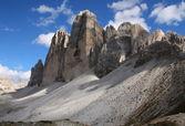 Dolomiti-Tre Cime di Lavaredo — Stock Photo