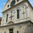 Stock Photo: Church of SantMaridei Miracoli in Venice (Italy)