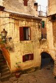 Old town (Rovinj, Croatia) — Stock Photo