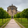 Baroque castle Kuks in Czech Republic (Eastern Europe) — Stock Photo