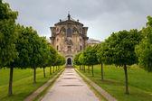 Baroque castle Kuks in Czech Republic (Eastern Europe) — Stock Photo