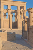 The Temple of Philae (Egypt) — Стоковое фото