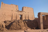 The Horus Temple ( Edfu, Egypt ) — Stok fotoğraf