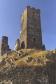 Ruin of castle named Hazmburk (Czech Republic) — Stock Photo