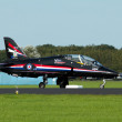 Stock Photo: RAF Hawker Hawk