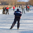 iceskating the elfstedentocht — Stock Photo #9414877