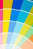 Vector colour card — Stock Photo