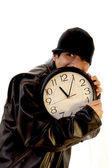 Stealing Time — Stock Photo
