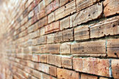 Ziegelstein textur — Stockfoto