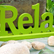 Green relax — Stock Photo