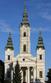 Orthodox Church with three Towers — Stock fotografie