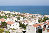 Views of Santa Pola town — Stock Photo