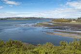 Estuary in Castro — Stock Photo
