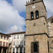 Largo da Oliveira, Guimaraes — Stock Photo