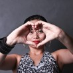 Heart Shape Hands — Stock Photo