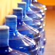 Stock Photo: Water Bottles