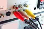 AV Cables — Stock Photo